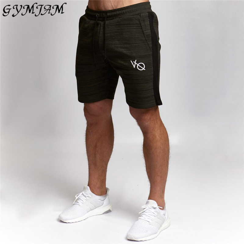 Casual Streetwear Men's Shorts Jogger Men's Sweatpants Brand Sportswear Fitness Men's Clothing