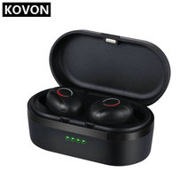 T8 TWS Bluetooth Headset,wireless Earbuds Bluetooth 5.0 in Ear Stereo Sound Bluetooth Earphone with Mic for Iphone/xiaomi wireless bluetooth earphone c10 earbuds headset sport bass stereo bluetooth earpiece metal magnet mic headsets for xiaomi iphone