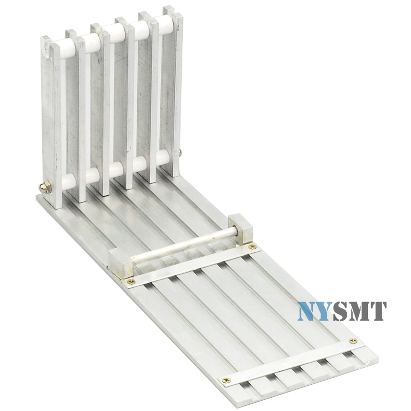 SMT SMD Feeder SMT Components 1 Set 5 Way For DIY Prototype Pick Place With Electric Vacuum Suction Pen