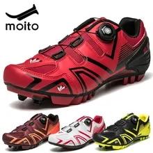 Sneakers Women Cycling-Shoes Mtb Athletic Zapatos-De-Bicicleta New Couple Racing Original