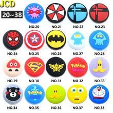 Grip-Caps Thumb-Stick Switch-Lite Nintend Joystick-Cover Gamepad Joy-Con-Controller Joycon