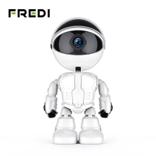FREDI Ip-Camera Robot Wifi Intelligent Cloud Home-Security 1080P Wireless