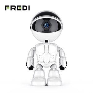 FREDI 1080P Cloud Home Securit