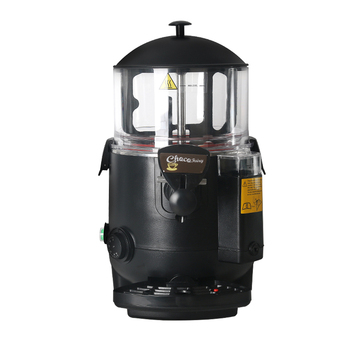 Chocolate Machine 5L Hot Chocolate Dispenser Commercial Machine Perfect For Cafe Milk, Party, hot sale commercial mini kitchen appliance table counter top 5 liter chocolate melting machine for drink dispenser