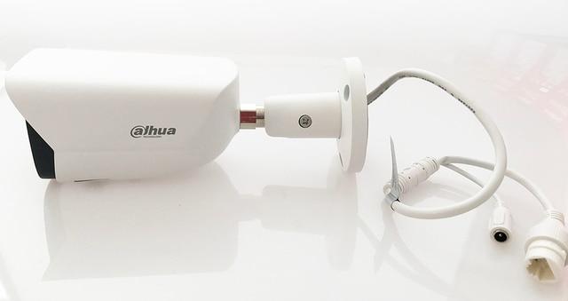 Dahua Starlight 4K 8MP IR balle WizSense réseau caméra IP intelligente H.265 + WDR intégré micro caméra étanche pour IP NVR