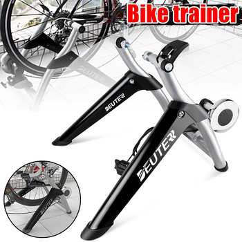 """MT-06 Folding Magnetic Bike Trainer 26-28"""" Low Noise MTB Mountain Road Bicycle Indoor Home Training Exercise Speed Bike Trainer"""
