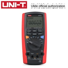 цена на Intelligent digital multimeter high precision electrical instrument handheld digital display meter UT71A / B / C / D / E