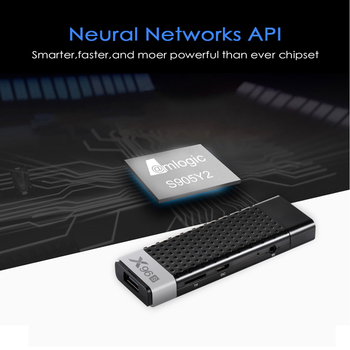 2G+16G/4G+32G Memory 4K HD Wifi Bluetooth 4.2 4 Core CPU TV Memory Stick Smart Media Player