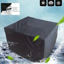 חיצוני גן ריהוט אטים לגשם כיסוי חיצוני מרפסת שולחנות וכיסאות עמיד למים כיסוי ספה גשם ושלג כיסוי אבק כיסוי