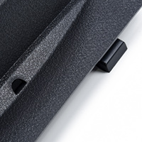 Car Center Console CD Panel Organizer Storage Case For BMW F30 3 Series GT F34