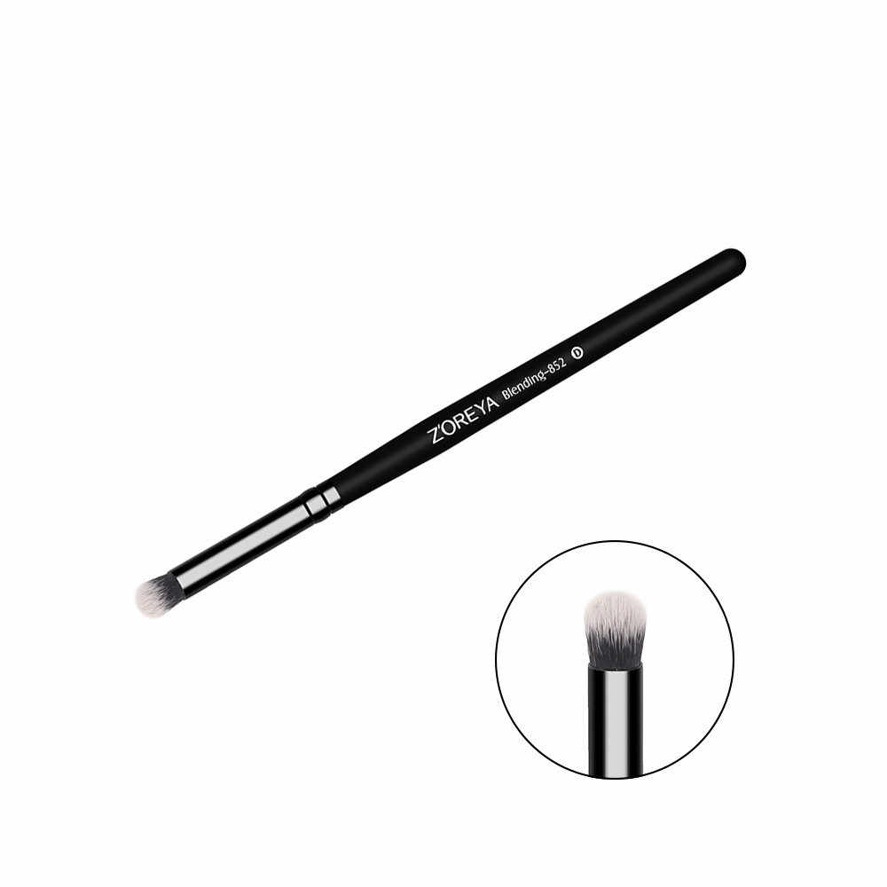 Professionele Make-Up Oogschaduw Borstels Cosmetische Tool Shadow Brush Foundation Blending Make Up Borstels Voor Ogen Shadow