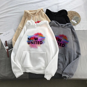 Now United Grupo Hoodies Women's Clothing Harajuku Hoodies and Sweatshirts Streetwear Hoodie Teenagers sueteres para mujer Tops