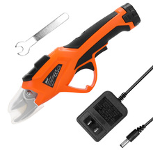 Professional Handheld Rechargeable 3.6V Electric Pruning Shear Home Garden Scissors Cordless Fruit Tree Branches Cutter