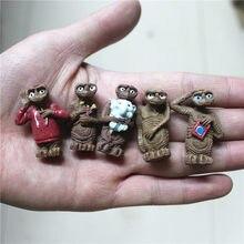 Figurine d'action ET Alien E.T, 3.5cm, 24 pièces, modèle de collection, jouet ample, original