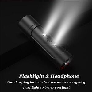 Image 2 - X8 TWS אלחוטי Bluetooth אוזניות סטריאו אוזניות IPX6 עמיד למים מיני ספורט Earbud Hifi קול מגע בקרת אוזניות עם מיקרופון