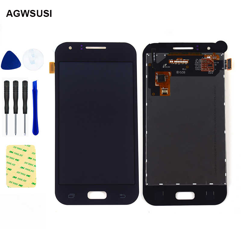 Lcd Voor Samsung Galaxy J1 J100 Sm-J100F J100FN J100H/Ds Lcd Display Panel Touch Screen Digitizer Sensor glas Montage
