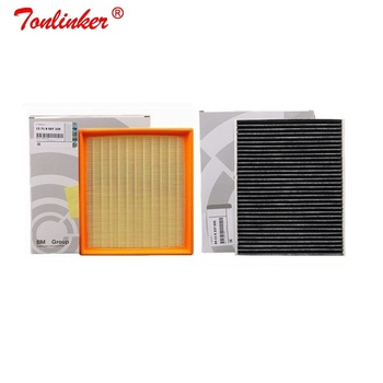 Cabin Filter+Air Filter 2Pcs For Bmw F33 F83 420i 428i 2013-2019/F32 F82 418i 420i 428i /F36 418i 420i 428i Model Car Filter Set car air filter cabin filter oil filter for chery a3 1 6l 1 8l 2008 2015 a11 1109111abf m11 8107915 481h 1012010