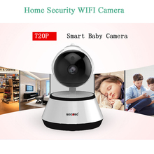 SECTEC IP Camera Wireless 720P Home Security Surveillance CCTV Network Camera WIFI Night Vision Two Way Audio Baby Monitor iCSee