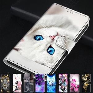 For Xiaomi Redmi 4X 4A 5A Case Cartoon Wallet Leather Flip Magnetic Full Cover for Xiaomi Redmi 5 Plus Phone Cases