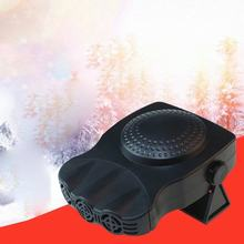 Car Vehicle Portable Electric Handy Air Heater Warm Blower Room Fan Stove Heater Radiator Warmer For Office Home(China)