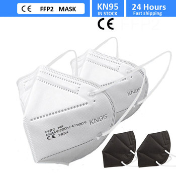 95 filtracja kn95 maska 5 warstw ffp2 maska ochrona maski na twarz przeciwkurzowe zanieczyszczenie ffp3 maska 24 godziny szybka wysyłka tanie i dobre opinie RXMASK CN (pochodzenie) Przeciwpyłowa Jednorazowego użytku Dla osób dorosłych Non-woven fabric GB2626-2006