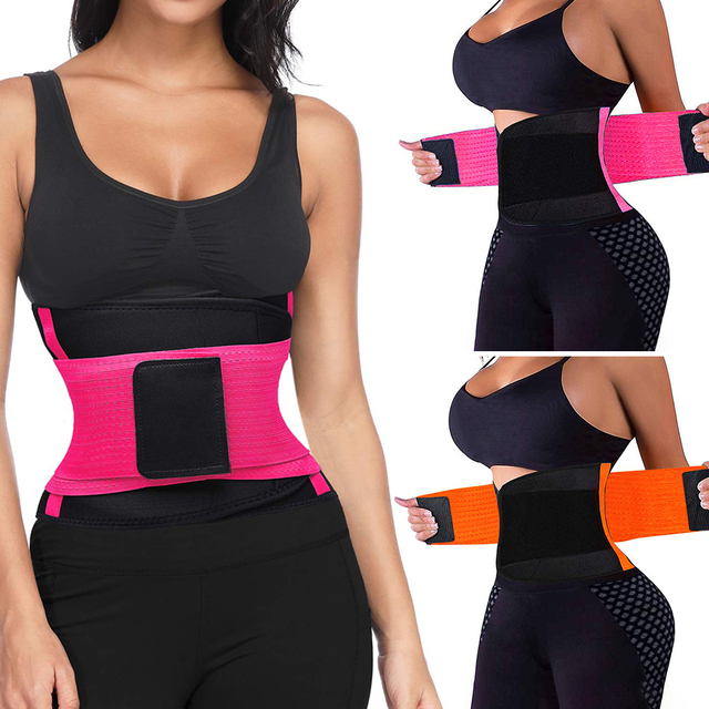 High Elasticity Sweat Slimming Belly Belt Vest Yoga Workout Shapewear Vest Tank Workout Body Shaper Tank Top