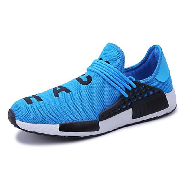 Zapatos Deportivos informales para hombre, mocasines de malla de aire vulcanizados para correr al aire libre, antideslizantes, Tenis masculinos 4