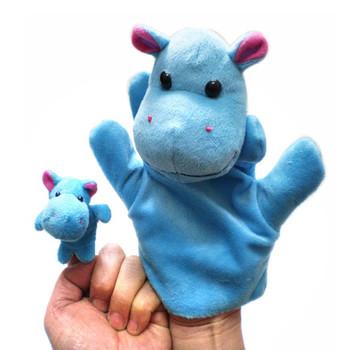 2 sztuk dla dzieci dorosłych śmieszne ręcznie palec lalki tkaniny zabawki nawet opowiadanie dobre zabawki pacynka dla dziecka prezent zabawki juguete # P tanie i dobre opinie ISHOWTIENDA 4-6y Tkanina CN (pochodzenie) Unisex COMMOM NONE 2-częściowy pakiet WYPCHANE Finger puppet