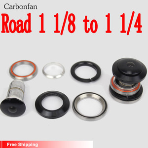Carbonfan Free Shipping Expander Cap Headset 1-1/8'' to 1-1/4