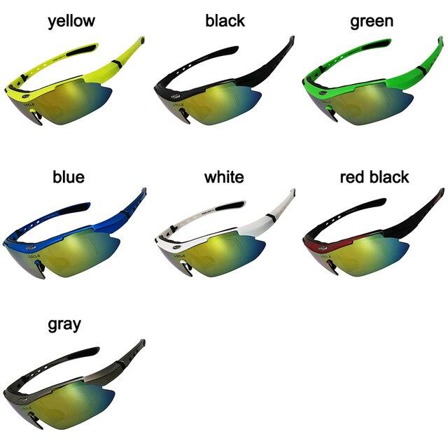 Locle ciclismo óculos uv400 polarizado ciclismo óculos de sol men road mtb bicicleta óculos de pesca equitação óculos de proteção ciclismo 6