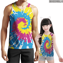 2020 3d Tank Tops Men Colorful Painting Print Sleeveless Vest Summer Bodybuilding Cool Fashion Casual Tops Streetwear