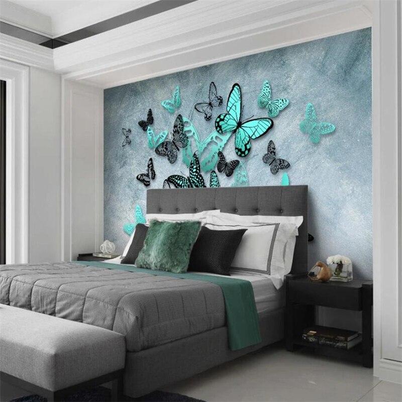 beibehang Customized large murals Home Improvement