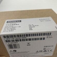 6es7214 1ag40 0xb0 6es7 214 1ag40 0xb0 S7 1200 1214c cpu plc module, tem em estoque