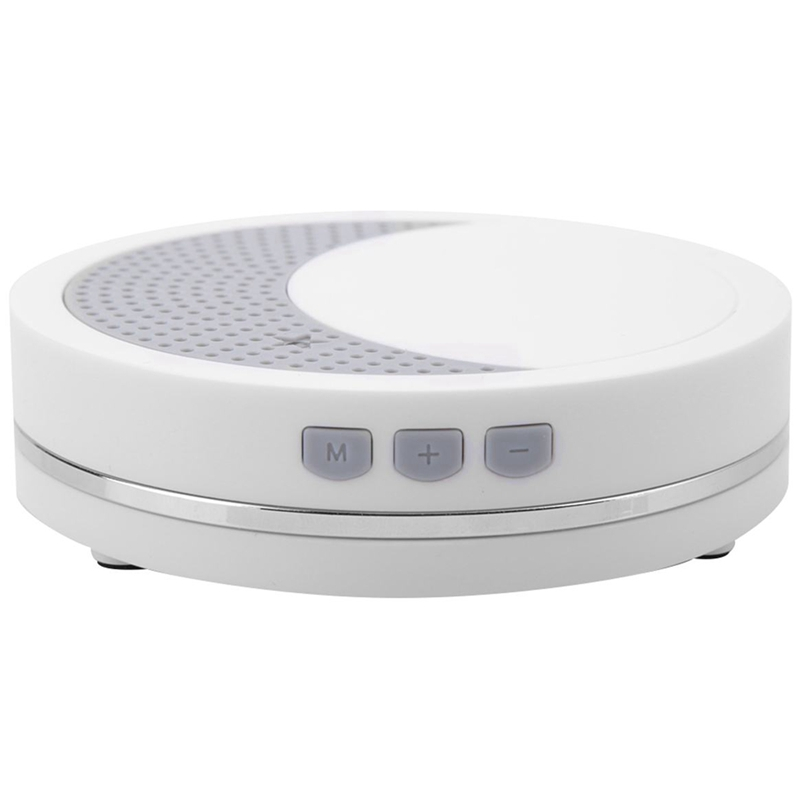 Smart Sleep Instrument 2 Soothing White Noise Sound Sleeper White Noise Sound Relaxation Light Timing Function