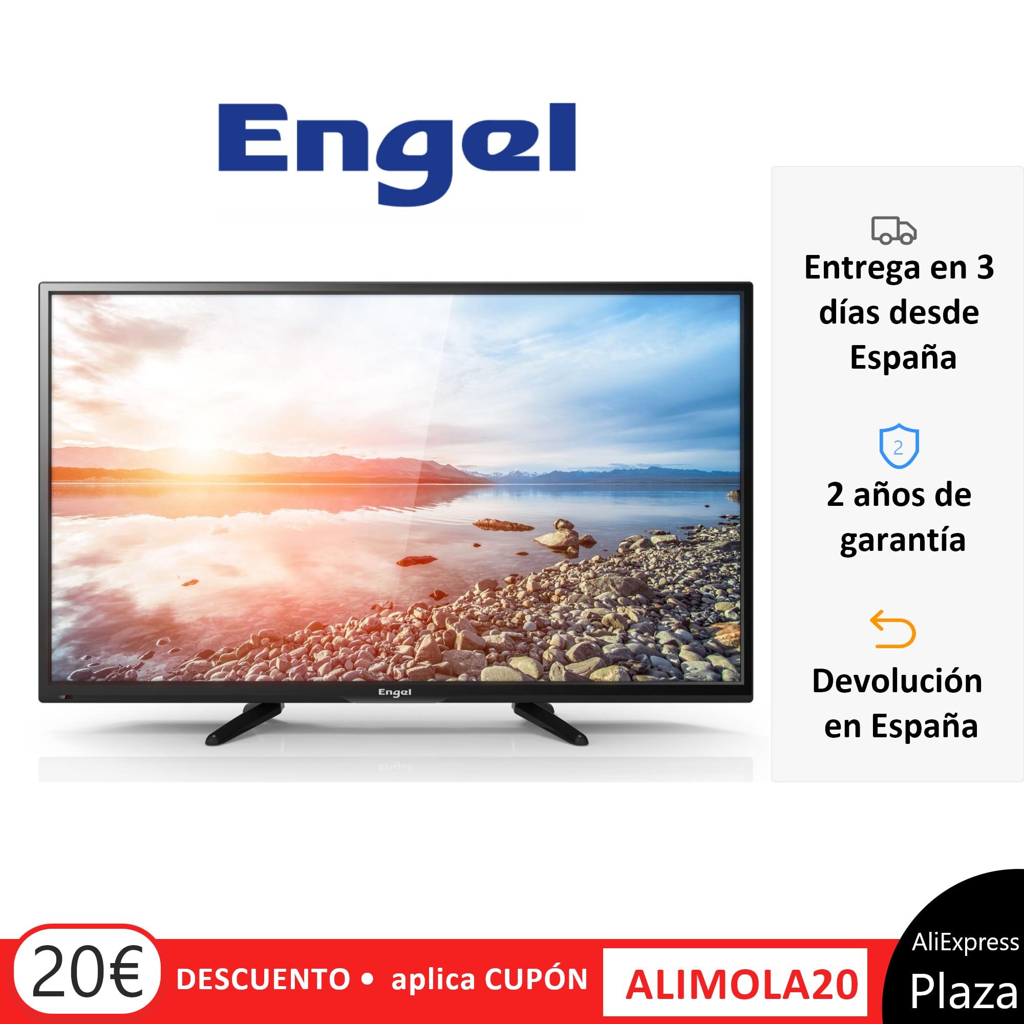 """TÉLÉVISION ENGEL LE3250-LED 32 """"HD-USB PVR-OCA-MODE HÔTEL, TV 32 Pouces, plaza Espagne"""