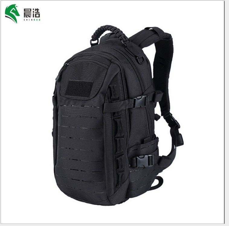 Chen Hao Brand New Oxford Composite Material Laser Molle 25L City Commuter Bag Dragon Eggs 2-Generation Tactical Backpack