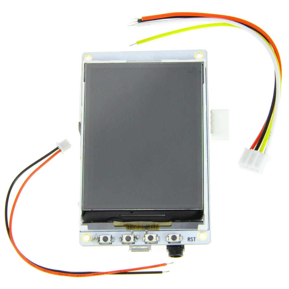 TTGO Tm Music Albums 2.4 Inch PCM5102A SD Card ESP32 WiFi + Bluetooth Module