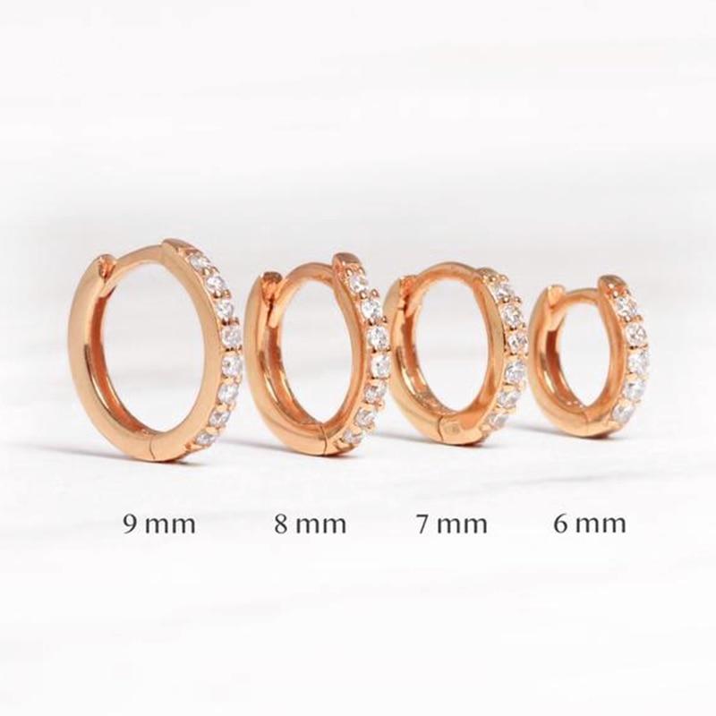 Rose Gold A 6mm