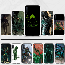 Amerikaanse Tv-Serie Arrow Siliconen Telefoon Case Cover Voor Samsung A20 A30 30 S A40 A7 2018 J2 J7 Prime j4 Plus S5 Note 9 10 Plus(China)