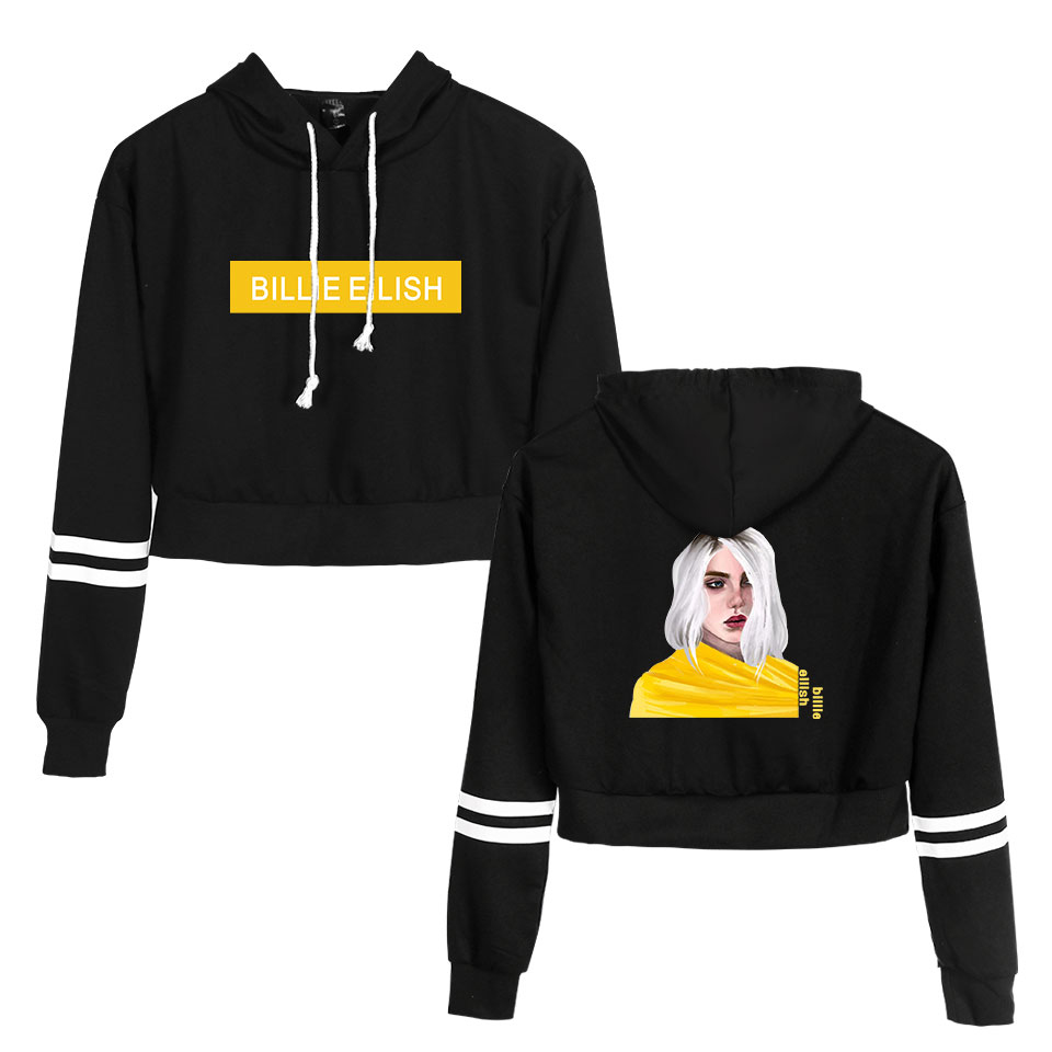 Billie Eilish Hoodie Sweater for Youth Girls