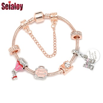 Seialoy Fashion Rose Gold Tourism Camera   1
