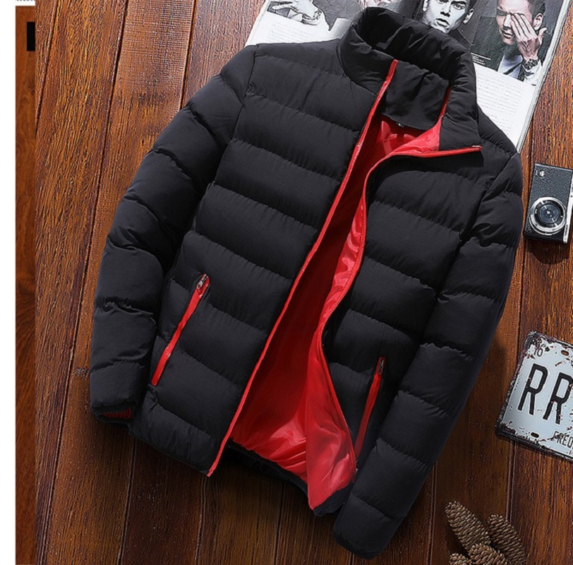 2019 New Winter Jackets Parka Men Autumn Winter Warm Outwear Brand Slim Mens Coats Casual Windbreaker Quilted Jackets Men M-4XL