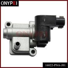 Válvula de controle de ar ocioso 16022-pna-j01 para honda 16022pnaj01