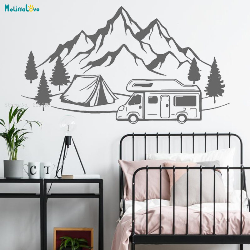 Best Offers Parents Room Wall Stickers Ideas And Get Free Shipping A775