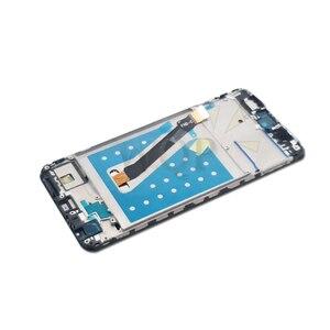 Image 4 - Per Huawei P Display LCD Intelligente godere 7s 2017 Touch Screen Digitizer Assembly Con Cornice FIG LX1 L21 L22 sostituzione dello schermo