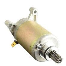 Детали двигателя мотоцикла Пусковой двигатель для Suzuki DR200SE DR-200SE DR 200SE DR 200 SE 1996-2009 31100-42A01 31100-42A20