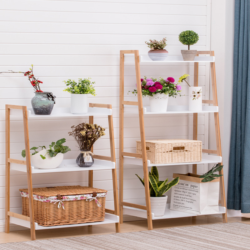 Simplicity Landing Type Balcony Botany Frame Living Room Multi-storey Indoor Industry Wind