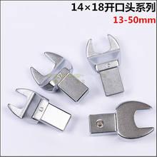 FÜR WERTE Drehmomentschlüssel Drehmoment Schlüssel Öffnen Die Erste Öffnung 14x18mm 13-50mm Kopf