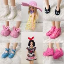 1/6 Shoes Doll-Accessories Momoko Blyth Licca Dolls for Fashion BJD Mini Hot-Sell