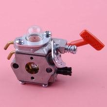 Letaosk carburador durável a04445a a03003 a07139 apto para zama C1U H31C walbro WT 191 WT 363 homelite ultra 25cc trimmer